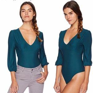 BB Dakota // NWT Evergreen Let It Be Bodysuit L